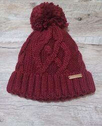 Теплая шапка  на флисе для девочек C&A 158/176р