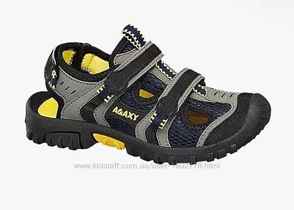 Треккинговые сандали босоножки agaxy германия босоніжки сандалі