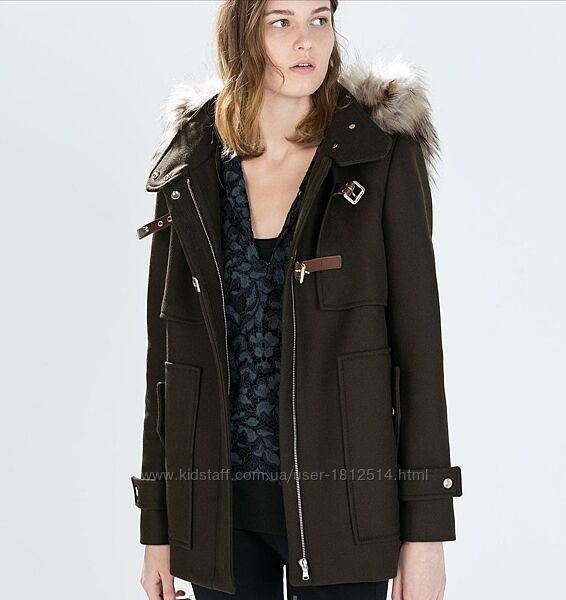 Невороятно красивое пальто от Zara