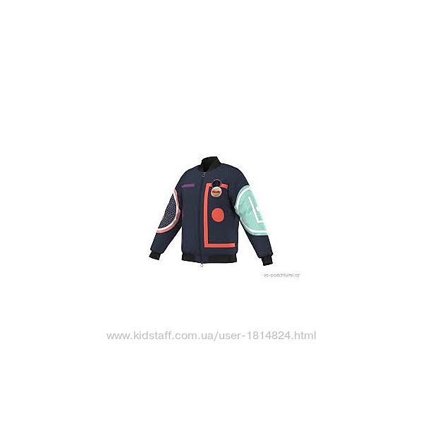 Куртка бомбер adidas performance womens jacket padded stellasport