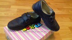 Кожаные туфли Perlina