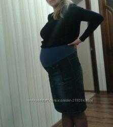 юбка для беременных размер 46