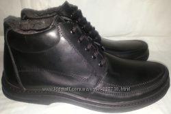 Ботинки мужские кожаные зимни ARM 448-005ш
