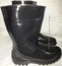 сапоги резиновые мужские черные р44-45