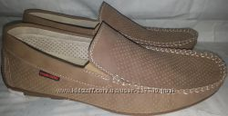 Мокасины мужские эко-кожа летние р40 DOOWOOD 10410-6
