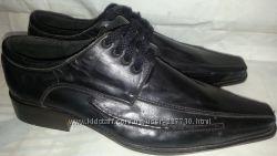 туфли мужские кожаные p39 BigBoss кож шнурок