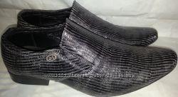 Туфли мужские кожаные р40 DANSHOES 942