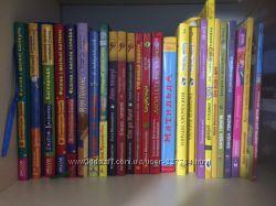 Книги - лучший подарок деткам. Много и разных