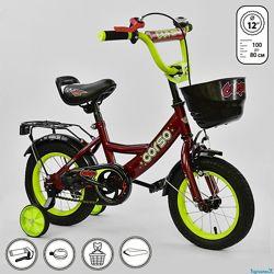 Велосипед Corso детский двухколесный 12