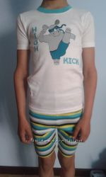 Летние пижамки Gymboree 8 лет