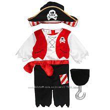 прокат костюм пирата на рост 98-110см