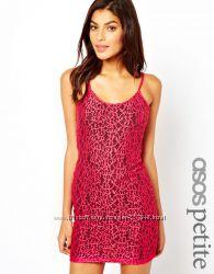 Платье Асос Asos гипюровое оригинал С