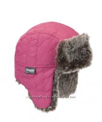 Продам новую обалденную шапку-ушанку F&F Thinsulate Quilted 42-44 см