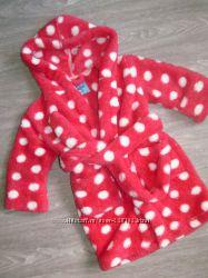 мягонькие халаты для девочек