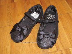 шикарные туфельки Clarks и H&M