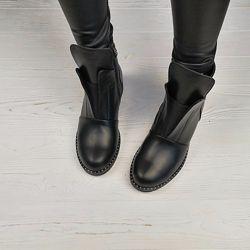 СП обуви Soldi ботинки кожаные Брэдбери-Б2