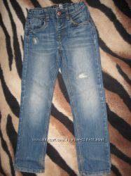 Классные джинсы фирмы G&A р 128