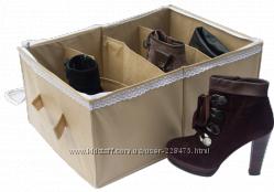 Органайзер для хранения обуви на 4 пары Украина
