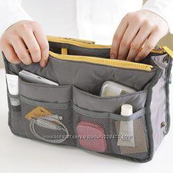 Органайзер для сумки и косметики  bag in bag