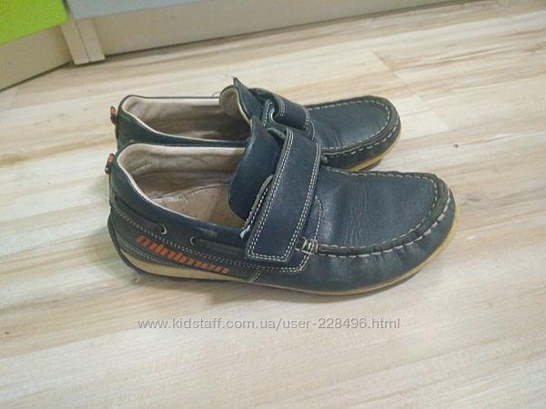 Туфли мокасины Минимен 33 размер