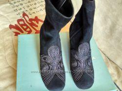 Ботинки Браска на узкую ножку 36-36, 5 размер, хорошее состояние