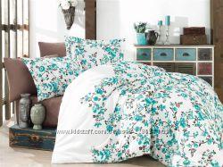 Сатиновое постельное белье евро размер ТМ Cottonland