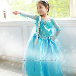 Платье Эльзы из м-ф Холодное сердце