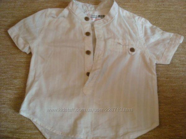 класснючая рубашка от ZARA