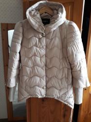 Нежная  теплая курточка на девочку.