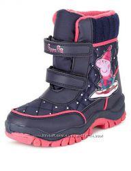 Новые  фирменные термо ботинки Marks & Spencer  р23