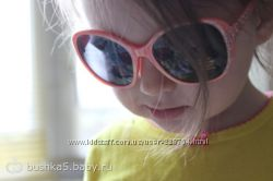 Оригинальные очки Disney серия Принцессы для девочки с 100 UVA UVB защитой