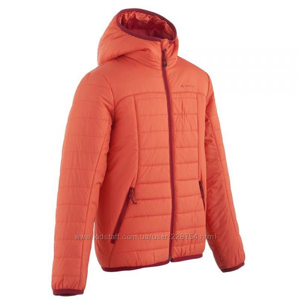 новую легкую деми куртку Quechua Decatlon из Англии р. 8-9