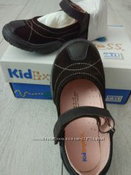 новые фирменные кожаные туфли kid expressс 6pm