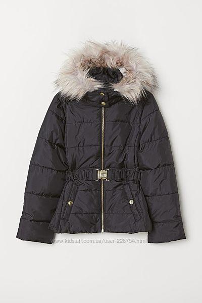 новая фирменная деми куртка H&M из Германии р.146