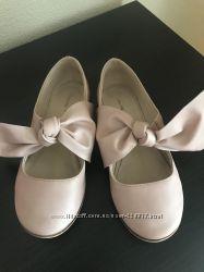 Туфли с бантом