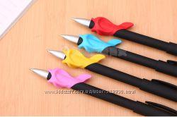 Тренажер для письма ручка-самоучка. Два вида - для ручек и для карандашей.