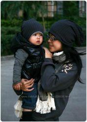 Классные шапочки для ваших деток