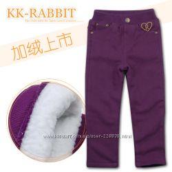 Утепленные штаны на зиму KK-RABBIT для ваших принцесс.