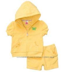 Летние костюмы, песочники для самых маленьких девочек по низкой цене