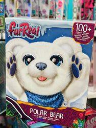 Интерактивная игрушка Полярный белый мишка от Hasbro furReal Polar Bear Cub