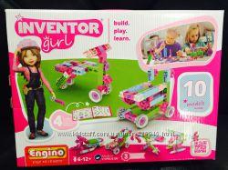 Конструктор серии Inventor princess 10 в 1