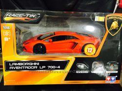 Автомобиль радиоуправляемый - Lamborghini  116, батарейк