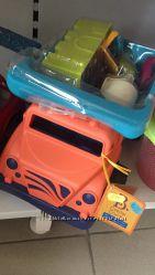 Набор для игры с песком и водой - Мельница в комплекте машинка, ведерце