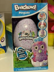 Конструктор-липучка в яйце Bunchems Hatchimals