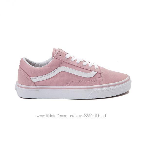 Детская обувь Vans Новые кеды для девочки 33 р