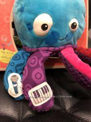 Музыкальная игрушка - Подводная вечеринка звук 8 инструментов