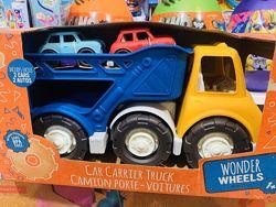 Игровой набор - АВТОВОЗ автовоз, 2 машинки