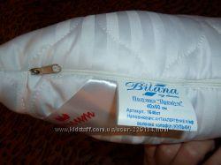 Подушка Премиум  Наполнитель антиаллергенное волокно холофил ввиде шар