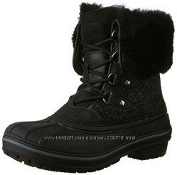 crocs Womens AllCast Luxe Duck Boot наличие на сильные морозы крокс ботинки