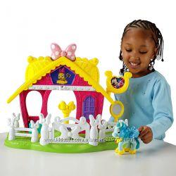 Большой Дом Минни Мауз с куклой Минни и пони Fisher-Price Disney Minnie
